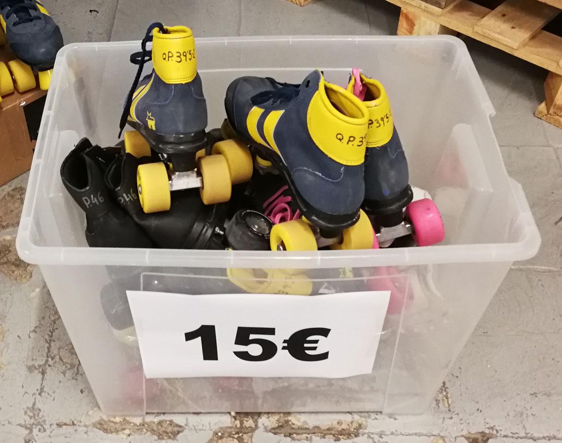 patines de 4 ruedas de segunda mano baratos en barcelona